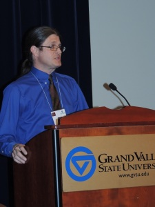 Anton has been with the MEA board since 2005 and brought their conference to GVSU in 2013